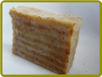 Face & Shaving All-Natural Soap Bar (Small - 2 oz)