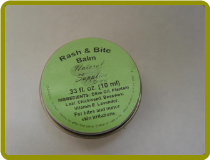 Rash & Bite Balm (.33 oz) - SAMPLE Size