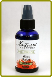 Nature's Inventory - Wrist Relief Wellness Oil (2 oz)