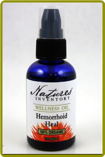 Nature's Inventory - Hemorrhoid Heal Wellness Oil (2 oz)