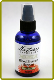 Nature's Inventory - Blood Pressure Support Wellness Oil (2 oz)