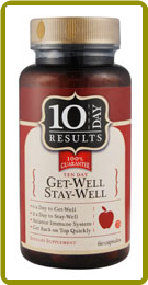 10 Day Results - Get Well, Stay Well (60 capsules)
