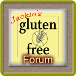 Join Jackie's Gluten-Free Forum!