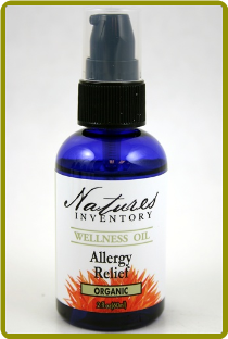 Nature's Inventory - Allergy Relief Wellness Oil (2 oz)