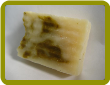 Lime Patchouli All-Natural Soap Bar (small - 2 oz)