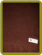 Cashmere Pashmina - Solid Dark Brown