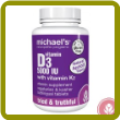 Michael's Vitamin D3 chewable (90 ct)