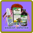 Cold and Flu Defense