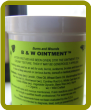 B & W Ointment (16 oz) - Case of 12